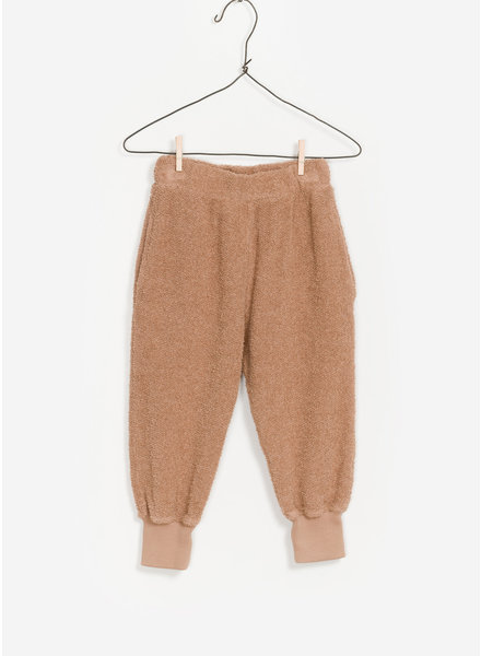 Play Up fleece trousers - light pink
