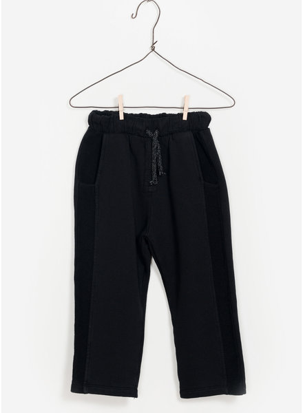 Play Up fleece trousers - black