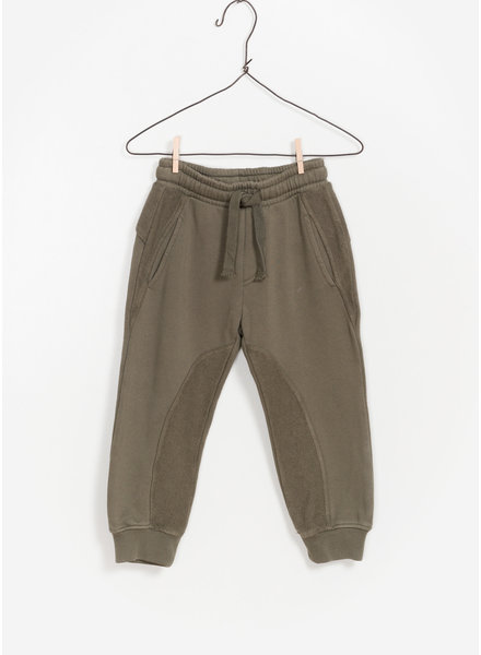Play Up fleece trousers - green