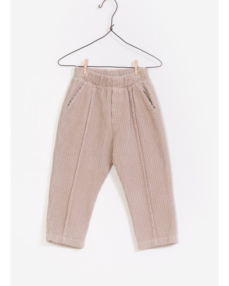 Play Up corduroy trousers - camel