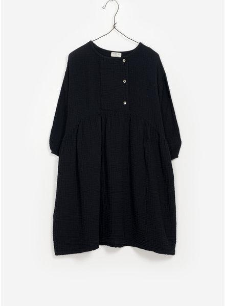 Play Up woven dress - black
