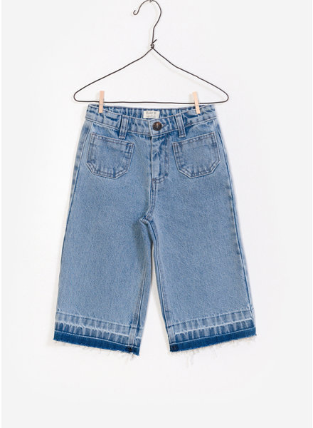 Play Up jeans wide - denim