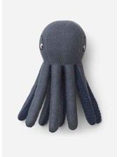 Liewood ole knit mini teddy octopus blue wave