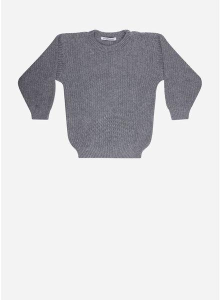 Mingo sweater knit grey