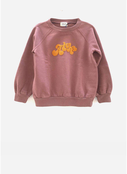 Long Live The Queen raglan sweater 343