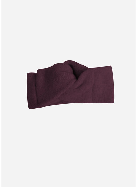 Collegien bandeau bordeaux
