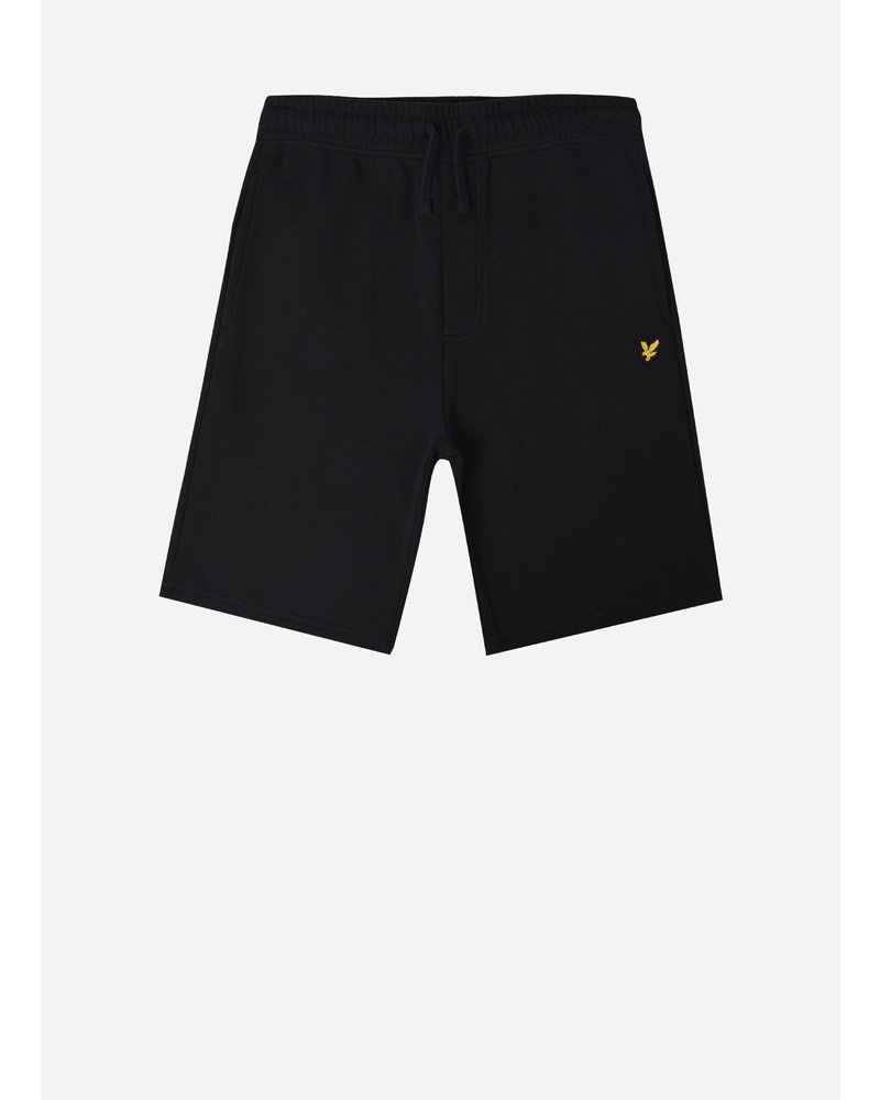 Lyle & Scott classic sweat short true black