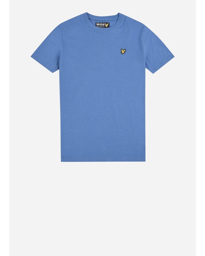 Lyle & Scott classic tshirt federal blue