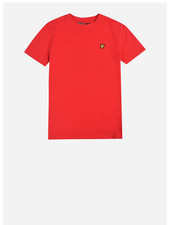Lyle & Scott classic t-shirt tango red