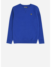 Lyle & Scott classic crew neck fleece surf the web