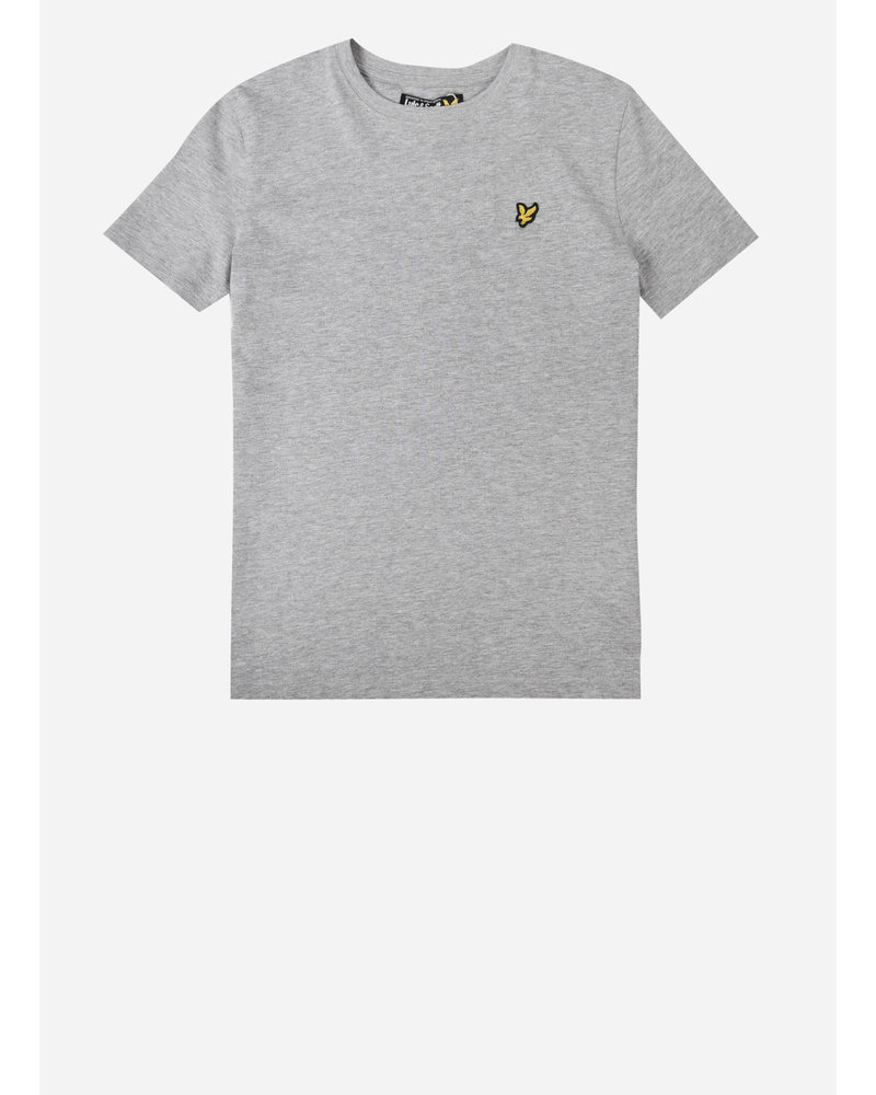 Lyle & Scott classic t-shirt vintage grey heather