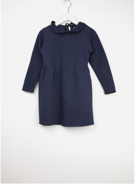 Club Cinq dress brugge dark blue