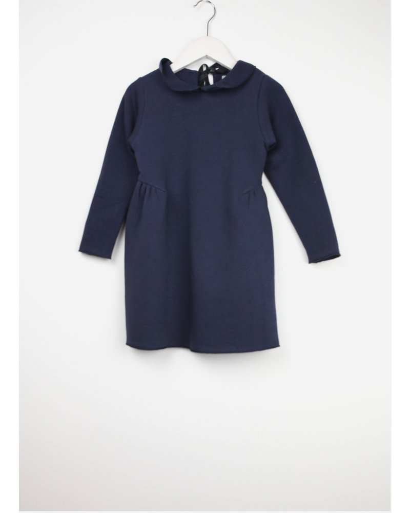 Club Cinq dress brugge dark blue