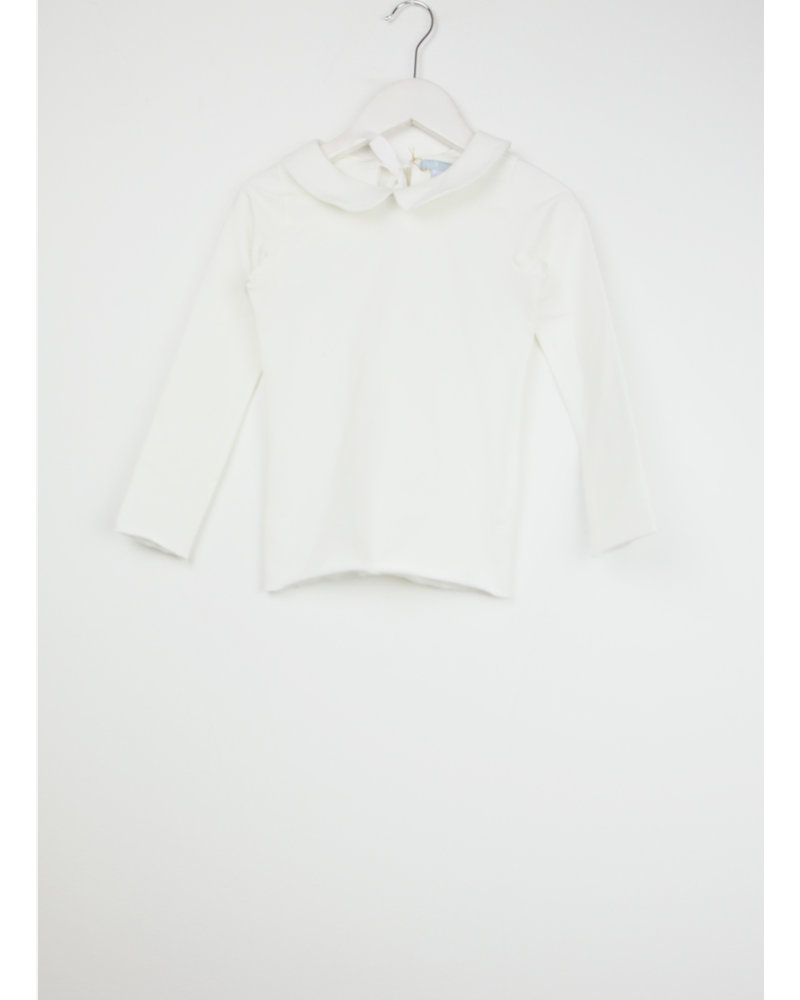 Club Cinq hampton top off white