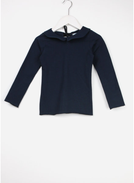 Club Cinq hampton top dark blue