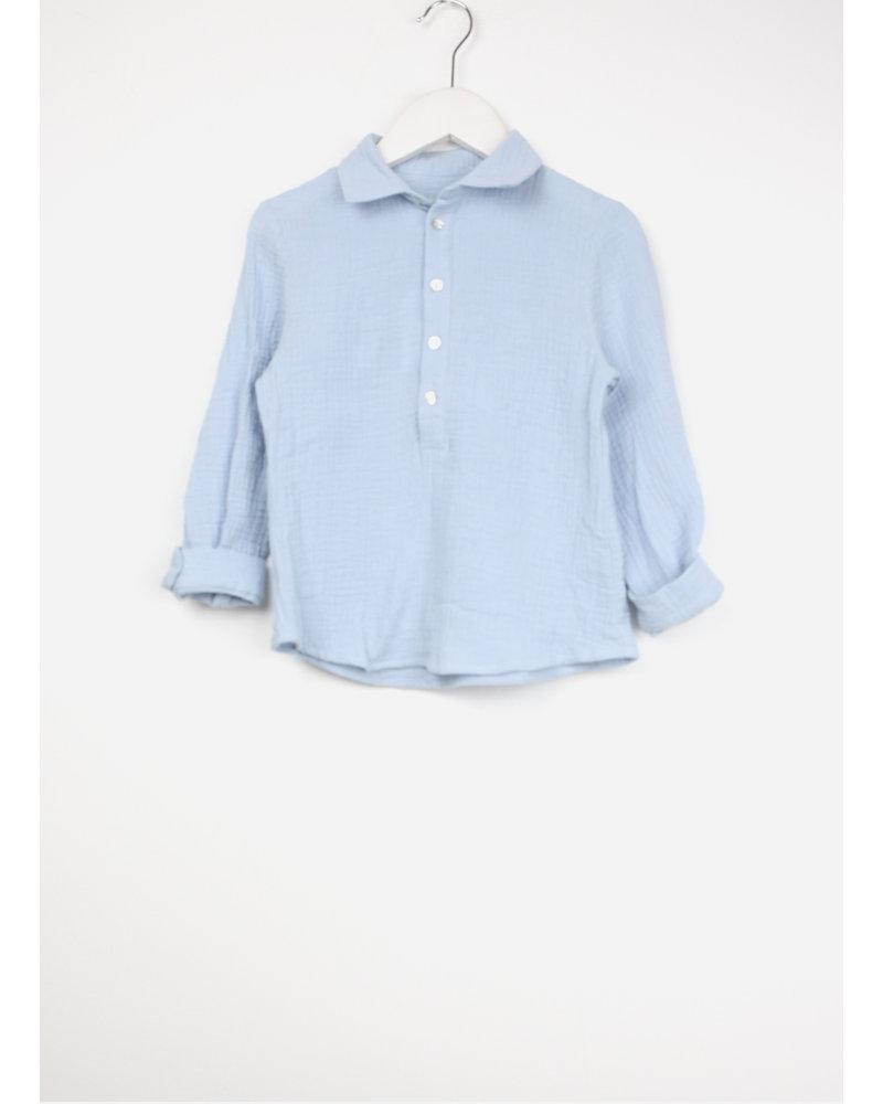 Club Cinq shirt lissabon light blue