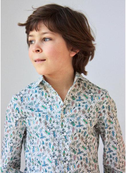 Club Cinq shirt braga insects