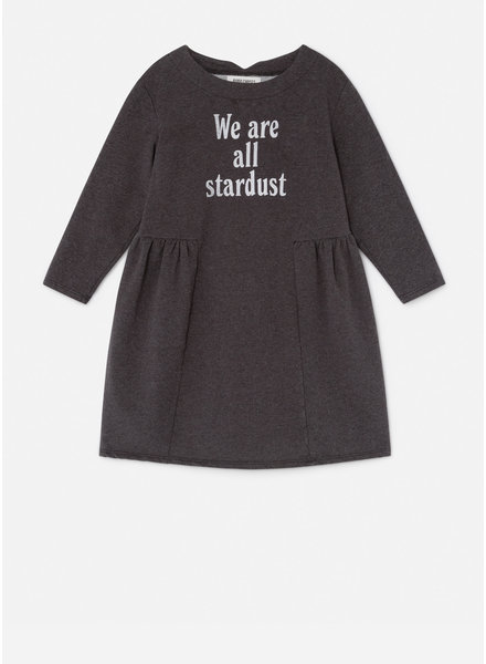 Bobo Choses we are all stardust fleece dress