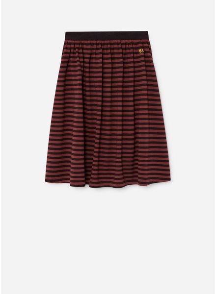 Bobo Choses striped midi skirt