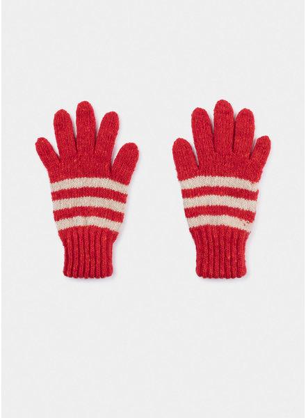 Bobo Choses striped gloves