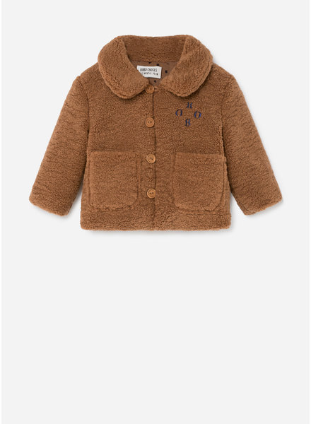 Bobo Choses bobo sheepskin jacket