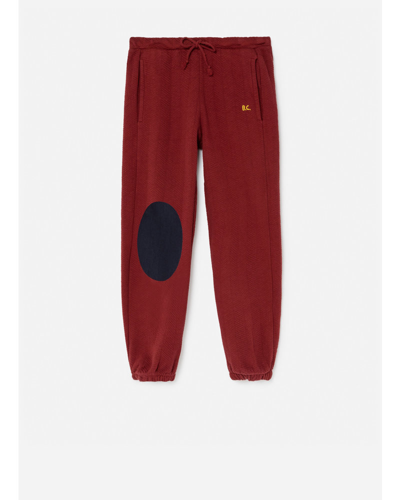 Bobo Choses blue patch jogging pants