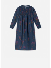 Bobo Choses all over volcano flounce dress