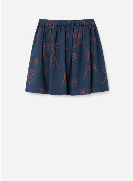 Bobo Choses all over volcano flared skirt