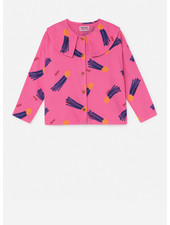 Bobo Choses all over the star called home blouse