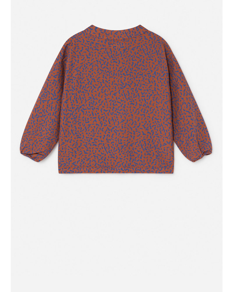 Bobo Choses all over stardust blouse