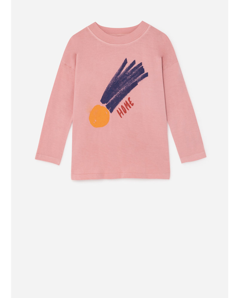 Bobo Choses a star called home blue l/sl shirt