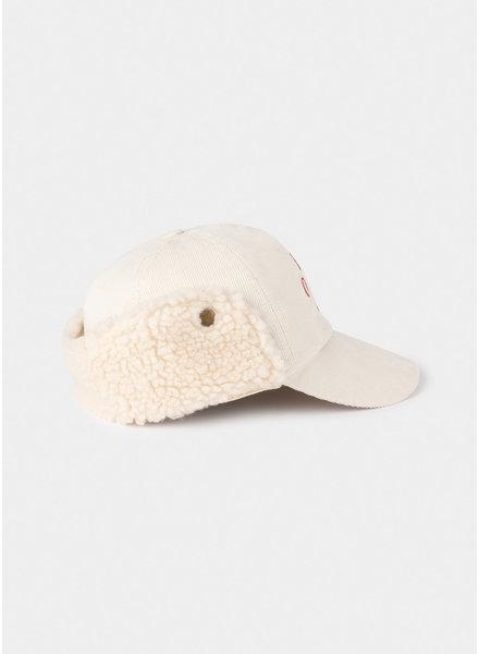 Bobo Choses bobo sheepskin cap
