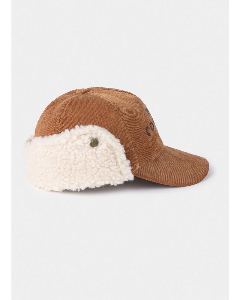 Bobo Choses we cosmos sheepskin cap