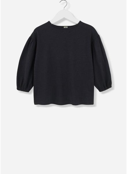 Kids on the moon sweater puff sleeve 17