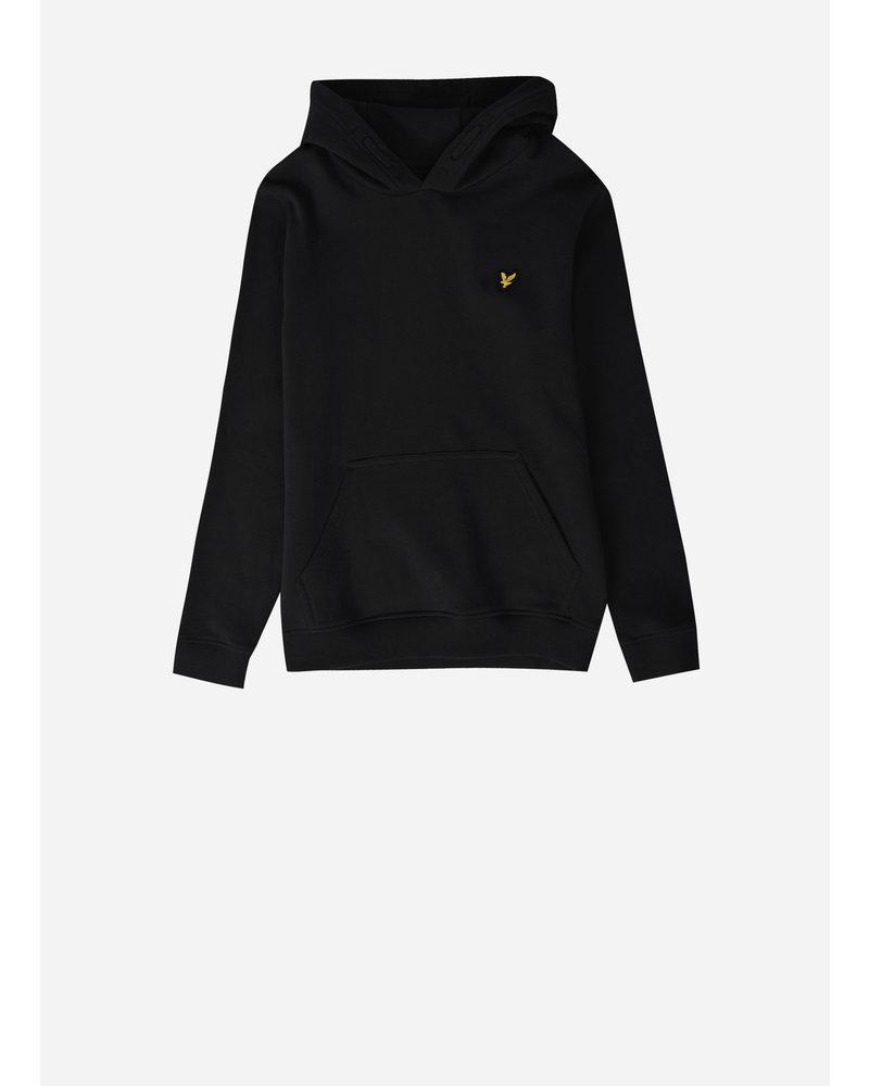 Lyle & Scott classic oth hoody fleece black