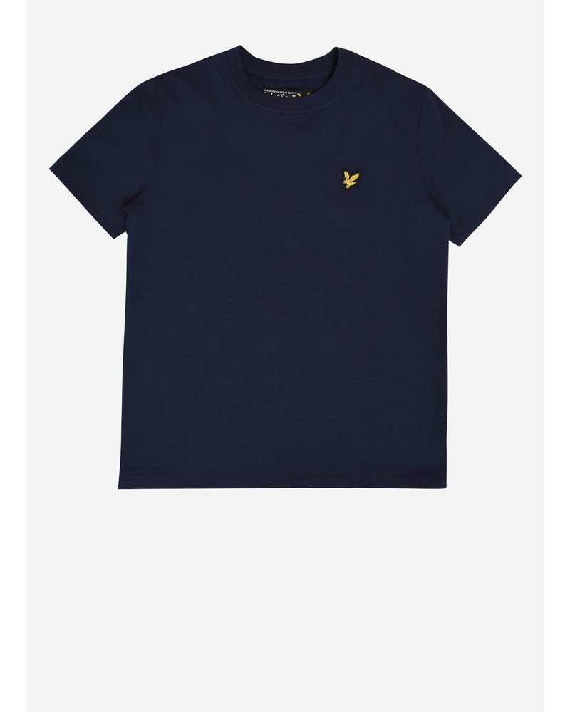Lyle & Scott classic t-shirt navy blazer