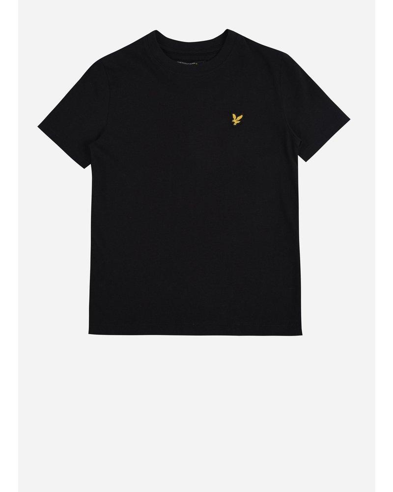 Lyle & Scott classic t-shirt true black
