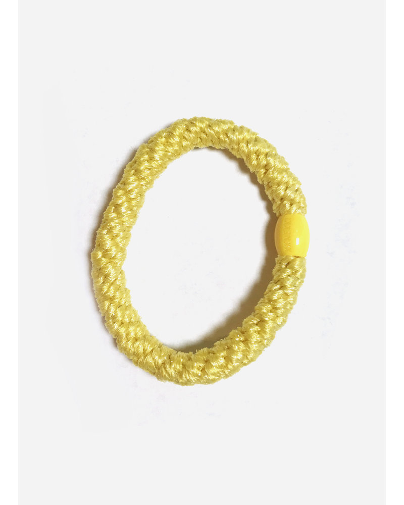 Bon Dep kknekki yellow glitter