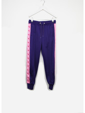 Diadora pantaloni triacetato girl viola