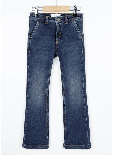 By Bar girls leila pant denim blue