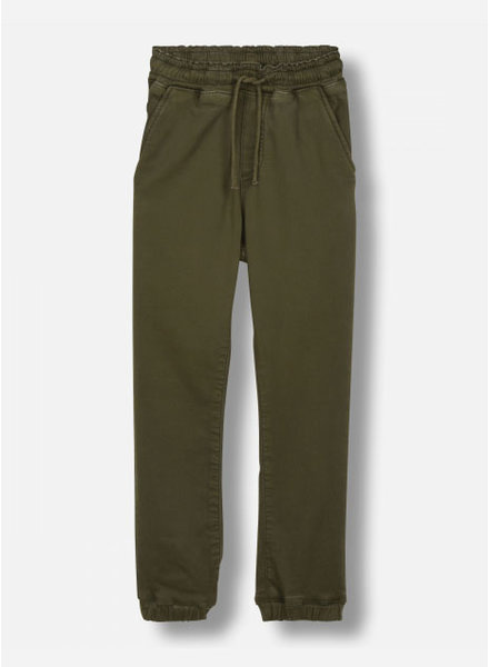 Finger in the nose longbeach khaki jogging pants