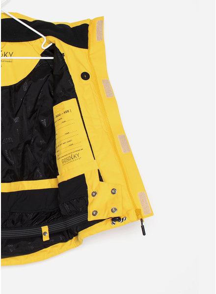 Gosoaky iguna nights ski jacket - spectra yellow