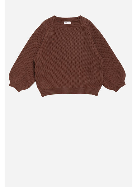 Maed for mini busy bear knit sweater