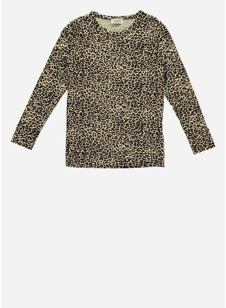 MarMar Copenhagen leo tee brown leopard