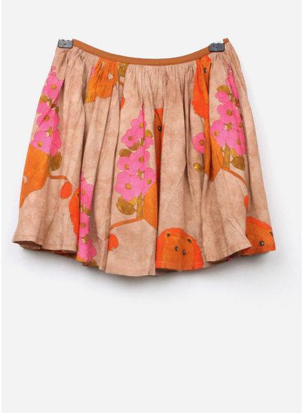 Morley mona lion amber skirt