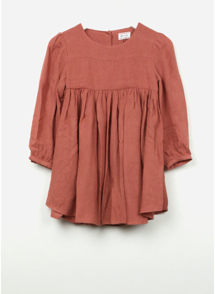 Morley kenzie gun rose dress