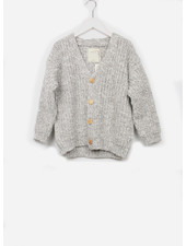 Play Up knitted jacket - magical melange