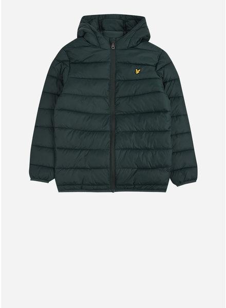 Lyle & Scott puffa jacket pine grove