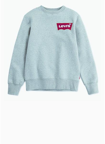 Levi's sweat shirt - grey heather