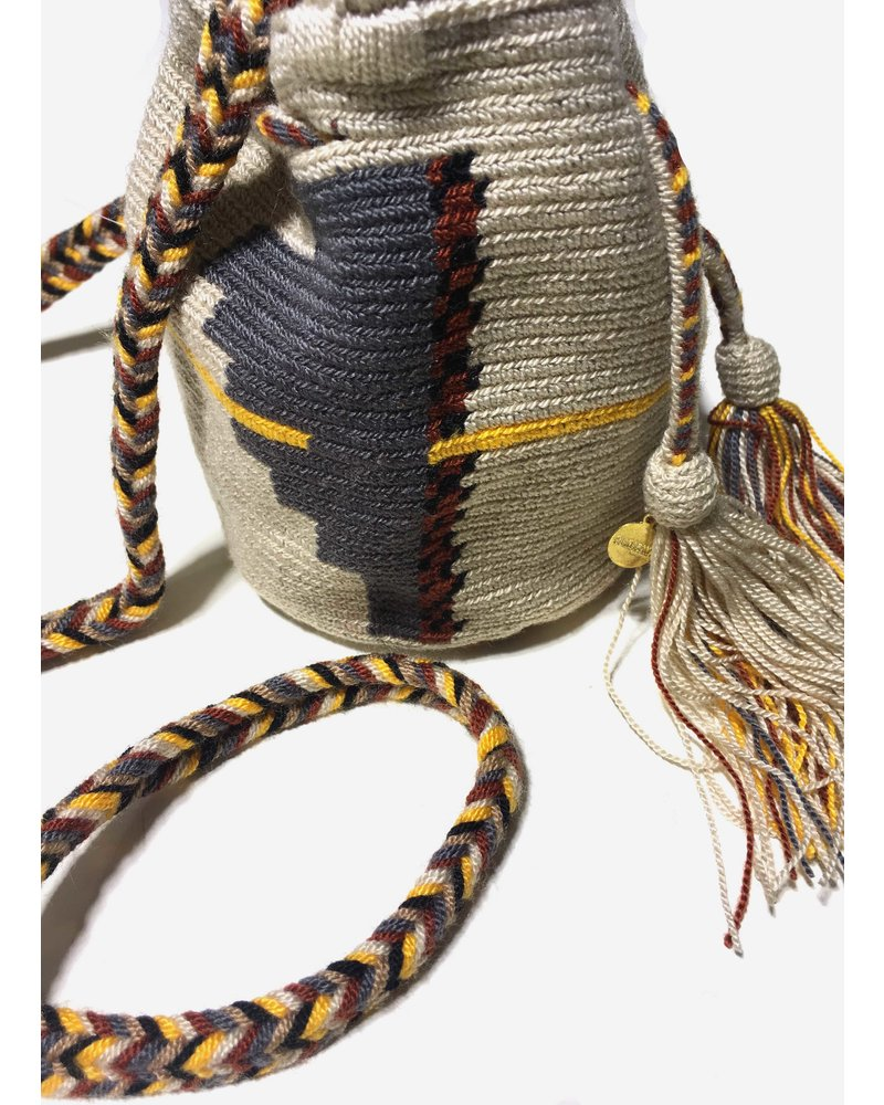 Guanabana extra small Wayuu bag 1440